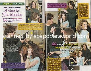 From Hair To There with Kristian Alfonso (Hope on Days Of Our Lives)