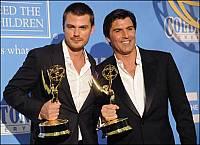 Best Supporting Actor Winners Jeff Branson & Vincent Irizarry