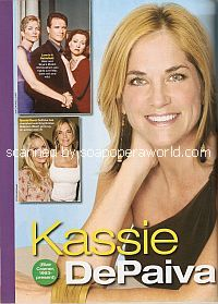 Interview with Kassie DePaiva (Blair Cramer on One Life To Live)