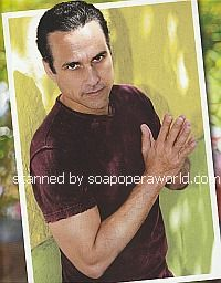 Rear Cover - Maurice Benard of General Hospital