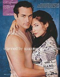 Maurice Benard & Vanessa Marcil of General Hospital