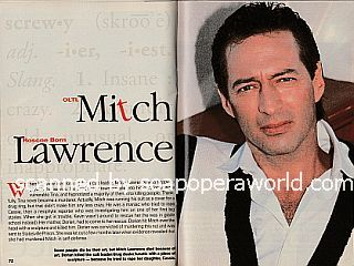 Daytime's Lunatic Hall Of Fame featuring Roscoe Born (Mitch Lawrence on One Life To Live)