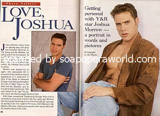 Interview with Joshua Morrow (Nick on The Young & The Restless)