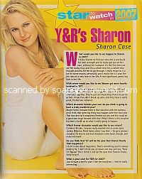 Sharon Case of The Young and The Restless