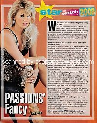 Star To Watch In 2008 - Emily Harper (Fancy on Passions)