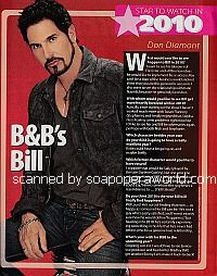 Star To Watch In 2010 - Don Diamont of The Bold and The Beautiful