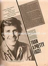 Interview with Richard Van Vleet (Chuck Tyler on All My Children)