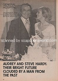 John Beradino & Rachel Ames (Steve and Audrey on General Hospital)