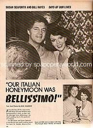 Interview with Bill Hayes & Susan Seaforth Hayes (Doug & Julie on Days Of Our Lives