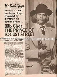 Billie Clyde - The Prince of Locust Street featuring Matthew Cowles