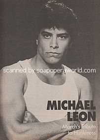 Interview with Michael Leon (Pete Jannings on Days Of Our Lives)