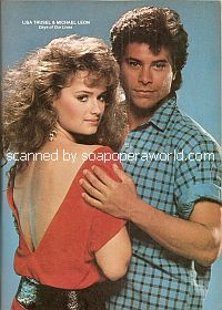 Lisa Trusel & Michael Leon (Melissa and Pete on Days Of Our Lives)
