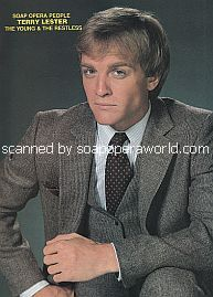 Terry Lester (Jack Abbott on The Young and The Restless)