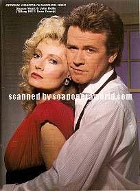 Sharon Wyatt & John Reilly of General Hospital