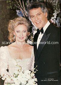 Judith McConnell & Jed Allan (Sophia & C.C. on Santa Barbara)