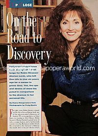 Interview with Robin Strasser (Dorian Lord on One Life To Live)