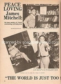 Interview At Home with James Mitchell (Where The Heart Is)