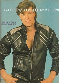 Jack Wagner (Frisco Jones on General Hospital)