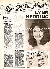 Lynn Herring (Lucy, GH)