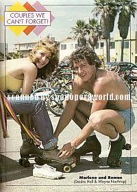 Deidre Hall & Wayne Northrop (Marlena & Roman, DAYS)