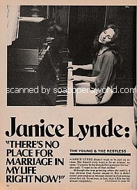 Interview with Janice Lynde (Leslie Brooks on The Young and The Restless)