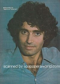 Michael Nouri of Search For Tomorrow