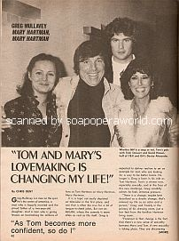 Interview with Greg Mullavey (Tom Hartman on Mary Hartman, Mary Hartman)