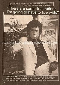 Interview with Paul Michael Glaser of Starsky & Hutch
