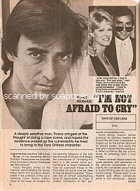 Interview with Thaao Penghlis (Tony DiMera on the NBC soap opera, Days  Of Our Lives)