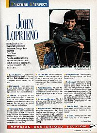 Interview with John Loprieno (Cord Roberts on One Life To Live)