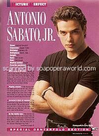 Antonio Sabato Jr. (Jagger, GH)