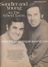 Sandler and Young:  As The Wheel Turns