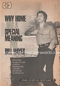 Why Home Has A Special Meaning For Bill Hayes