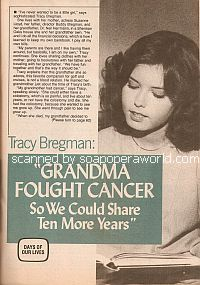 Interview with Tracy Bregman (Days Of Our Lives)