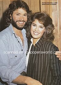 Peter Reckell & Kristian Alfonso (Bo & Hope on Days Of Our Lives)