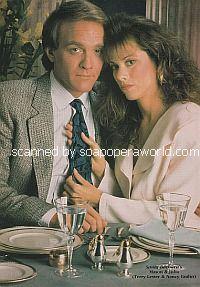 Terry Lester and Nancy Grahn (Mason and Julia on Santa Barbara)