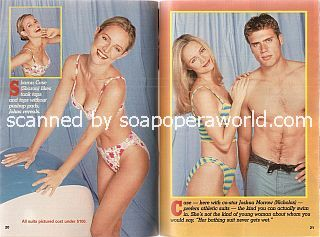 The Hot Bods of Genoa City featuring Sharon Case and Joshua Morrow (Sharon and Nick on The Young & The Restless)