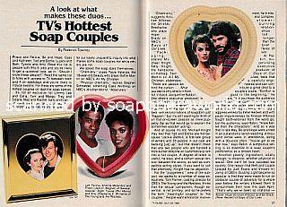 TV's Hottest Soap Couples