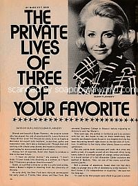 The Private Lives Of Three Of Your Favorite Daytime Stars featuring Susan Flannery