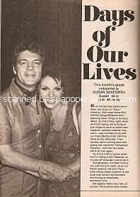 News and Gossip for NBC soap opera, Days Of Our Lives)