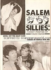 Salem Sillies with Matthew Ashford and Charles Shaughnessy of Days Of Our Lives)