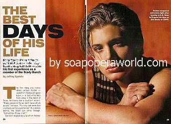 Interview with Jensen Ackles (Eric Brady on Days Of Our Lives)
