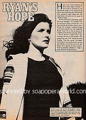 Ryan's Hope featuring star Kate Mulgrew