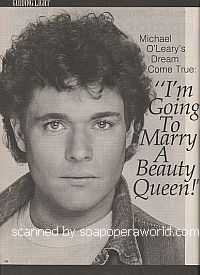 Interview with Michael O'Leary (Rick on the CBS soap opera, Guiding Light)