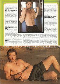 Austin Peck (Austin on the NBC soap opera, Days Of Our Lives)