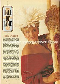 Hall Of Fame featuring Susan Seaforth Hayes (Julie Williams on Days Of Our Lives)