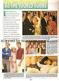 Eileen Fulton Interview about ATWT