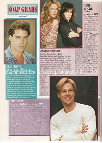 Soap Grads featuring Ray Liotta and Brad Pitt