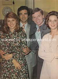 Judith Chapman, Dennis Cooney, C. David Colson & Rita McLaughlin of As The World Turns