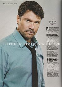 The Salem Scene Today with Peter Reckell (Bo Brady on Days Of Our Lives)